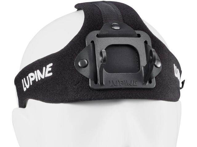 Lupine Wilma Heavy-Duty 3200 lm Version svart